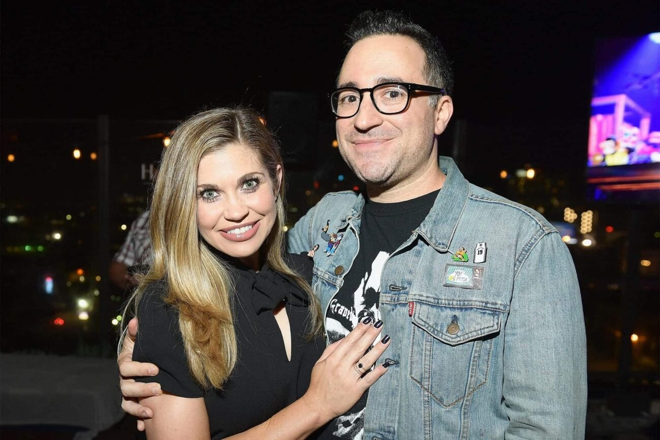 The man at the center of the Cinnamon Shrimp Crunch saga is Topanga's husband! Put away your cereal and read what Danielle Fishel had to say about it.
