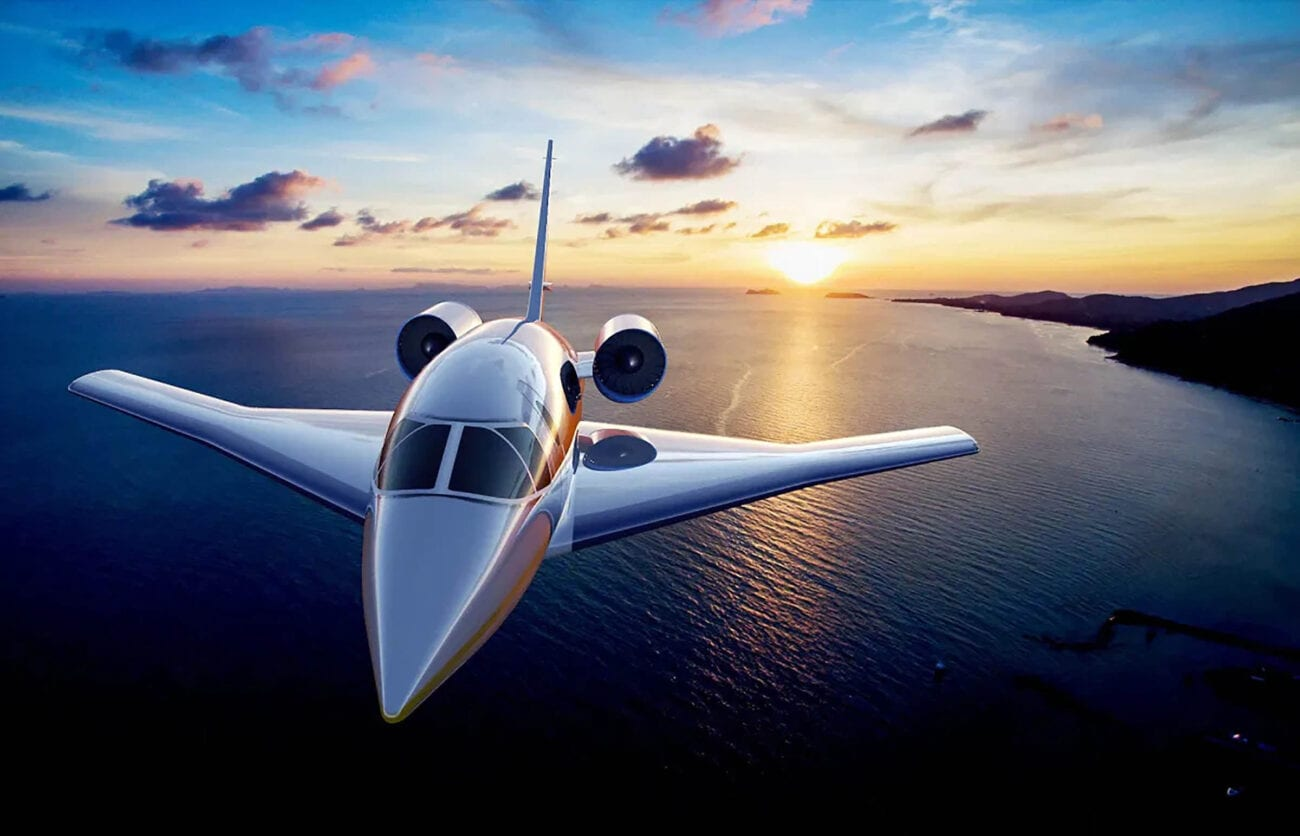 Flying faster than sound is making a comeback with the announcement of the new Spike Aerospace S-512 supersonic jet. Here's all the deets.