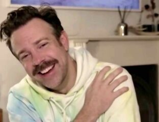 Wearing a tie-dyed hoodie and a tired expression, 'Ted Lasso' star Jason Sudeikis won the Golden Globe Awards. See all the memes.