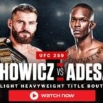 Want to watch the UFC matchup between Jan Błachowicz and Israel Adesanya? Live stream the fight from anywhere with these helpful tips!