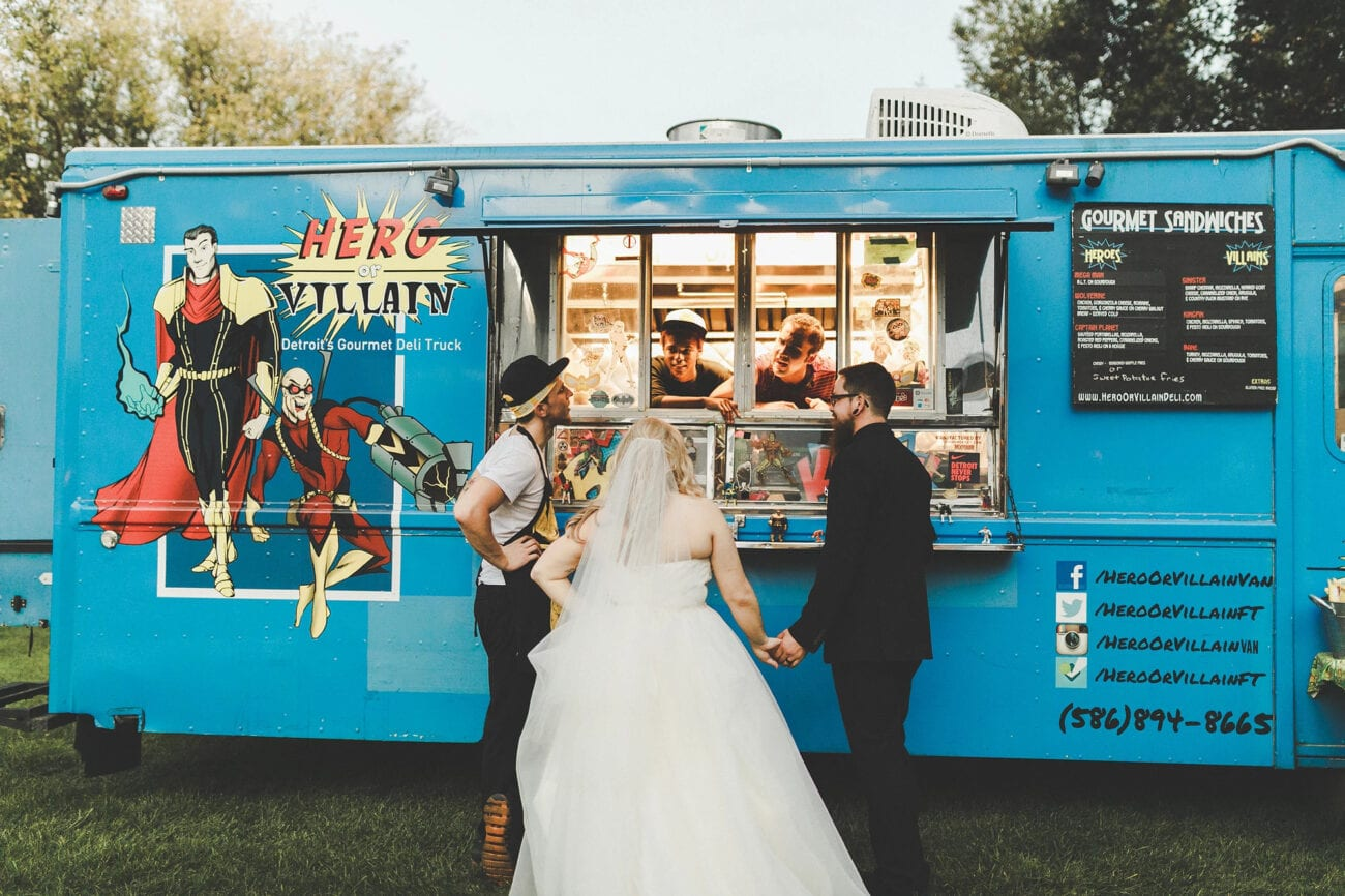 Don't worry: TikTokers are here to help you in your wedding plan journey. Check out the latest TikTok trend.