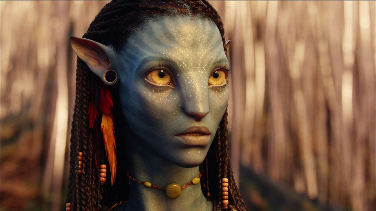 Zoe Saldana is back on top of the worldwide box office! You know, the same spot she's been at the last twelve years. Memes that celebrate her hit movies.