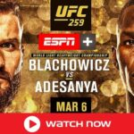 Blachowicz is set to face Adesanya in the ring. Discover how to watch the UFC event on Reddit for free.