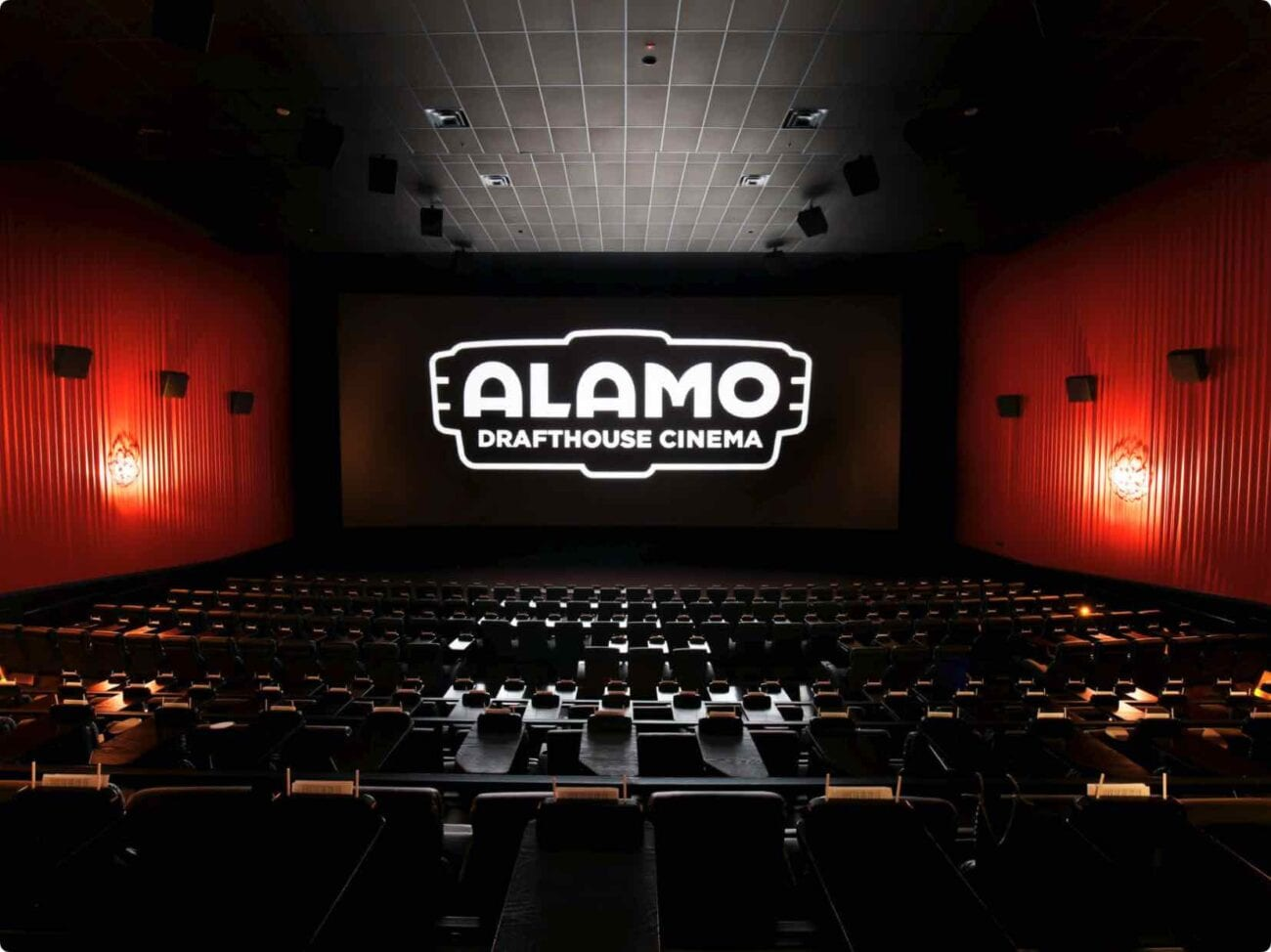 Movie theaters may be dying, but Alamo Drafthouse is still following CDC COVID-19 mask protocols. See how the luxury cinema chain will survive.