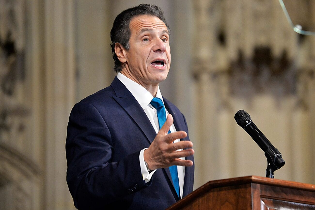 New York Governor Andrew Cuomo seems incapable of hiding from the headlines. It's no wonder he landed a huge book deal. But how did it help his net worth?