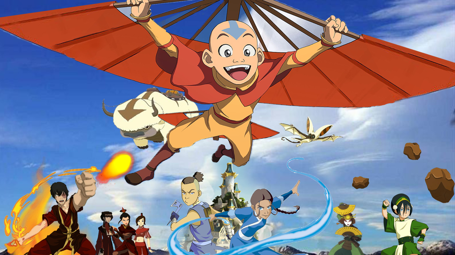 Binged 'Avatar: The Last Airbender' on Netflix? Use that knowledge in our  quiz – Film Daily