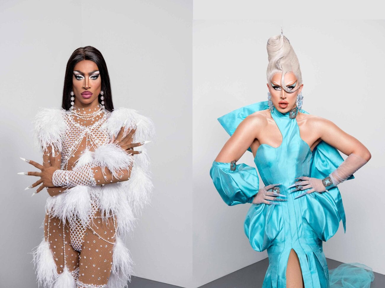 Tayce and A'Whora are the most iconic duo in 'Drag Race' herstory, let alone 'Drag Race UK'. Mourn their separation with these lovely moments.