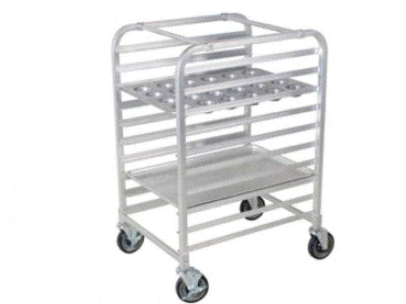 Bakery racks are essential to baking a quality meal. Here's a guide to all the different bakery rack types.