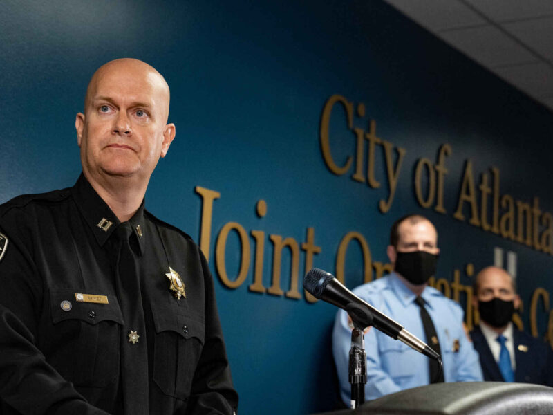 Following the Georgia shooting, the sheriff spokesperson on the incident has been exposed for anti-Asian remarks. Find out why we're not surprised here.