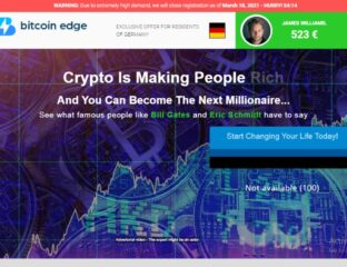 Bitcoin Edge is a new trading app. Is it legit or just another scam? Find out by checking our Bitcoin Edge review here.