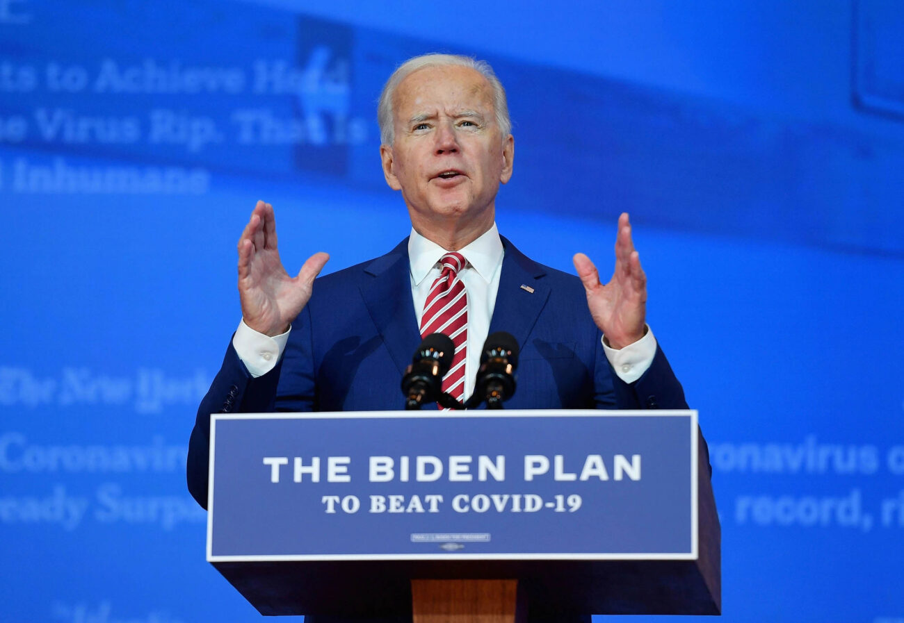 Joe Biden is the first president in 40 years to let his press secretary do the talking at press conferences. Can he speak for himself?