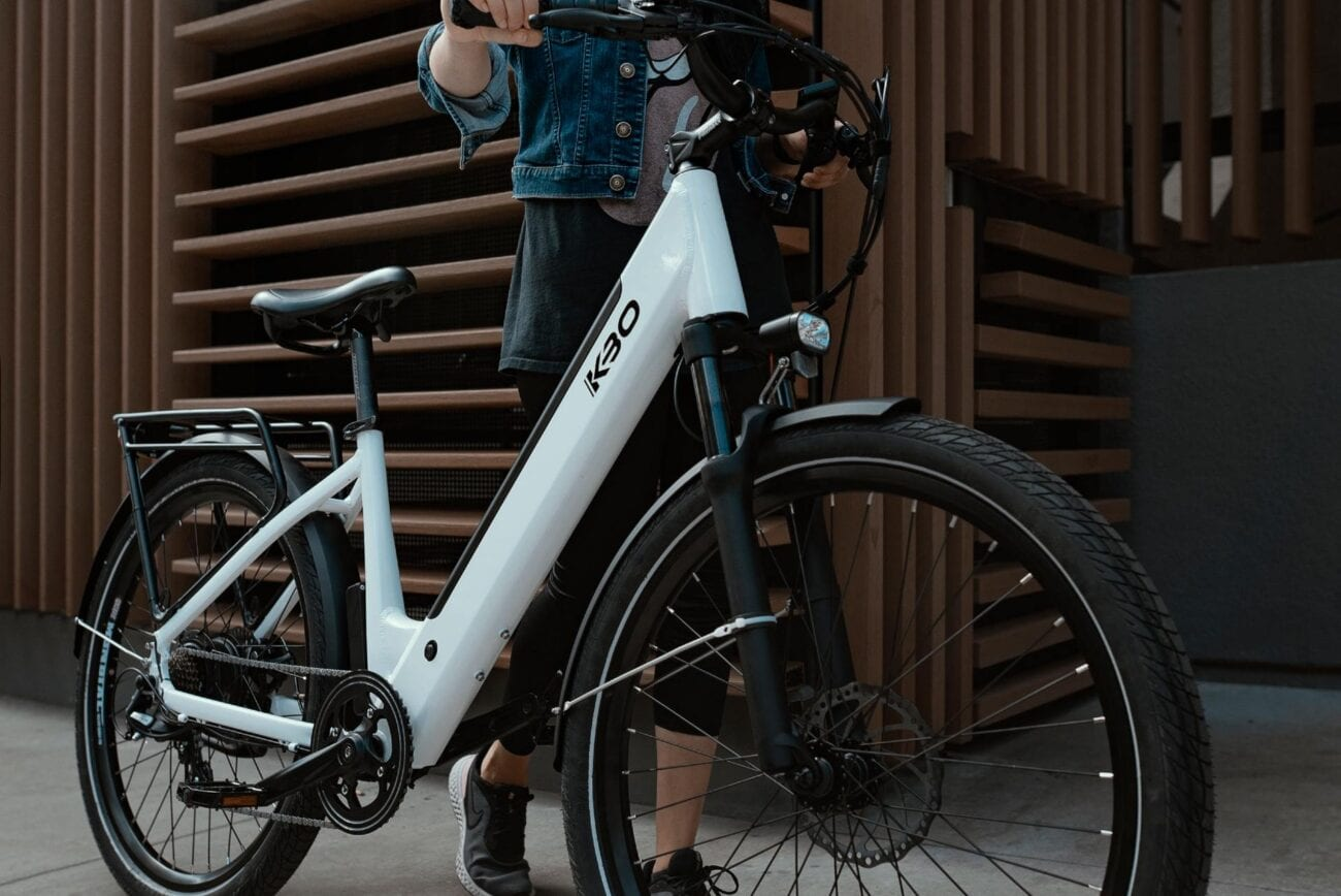 Cycling is a big part of staying healthy. Here are some tips on how to lose weight past the age of 40 by using an electric bike.