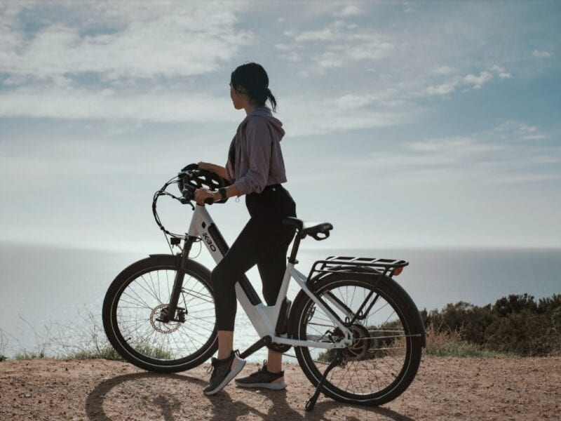 Losing weight can get tough past the age of 40. Find out how to lose tons of weight by cycling.