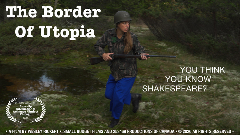 We dream of utopia, but is it really worth it? See the dangers of utopia with the new indie film 'The Border of Utopia'.