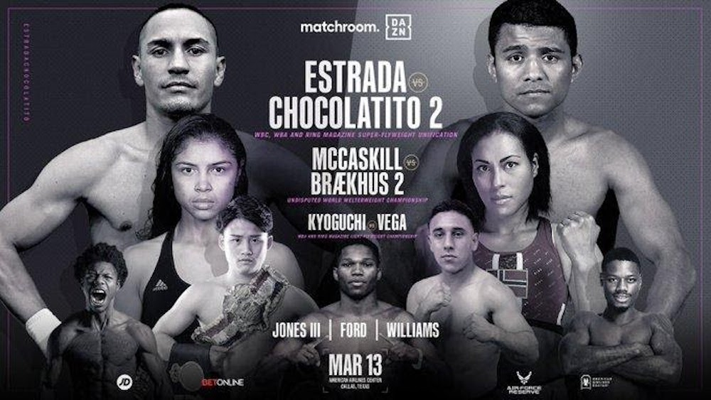 All boxing fans are excited to watch Gonzalez vs. Estrada live. Struggling to find out how? Watch the boxing live stream now.