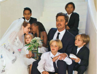 Angelina Jolie has accused Brad Pitt of domestic violence, and now their kids are getting involved. Read all about the court details & family drama here.