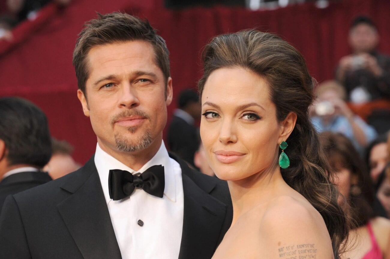 Angelina Jolie & Brad Pitt divorced back in 2016. Here's everything we know about Angelina Jolie's allegations of domestic violence against Brad Pitt.