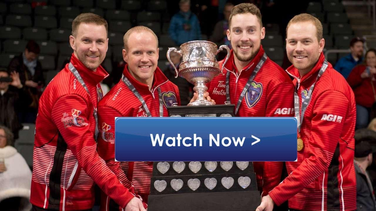 Looking for a cheap and easy way to watch the 2021 Tim Hortons Brier playoffs? Check out the best ways to watch this curling event.
