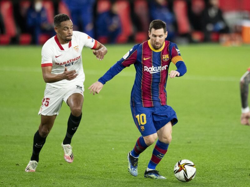 Barcelona is facing Sevilla in the semifinal of the Copa del Rey. Take a look at some of the best ways to live stream this great futbol match.