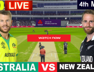 Australia is facing New Zealand in a T20 Cricket match. Take a look at some of the best ways to watch this exciting Cricket match.