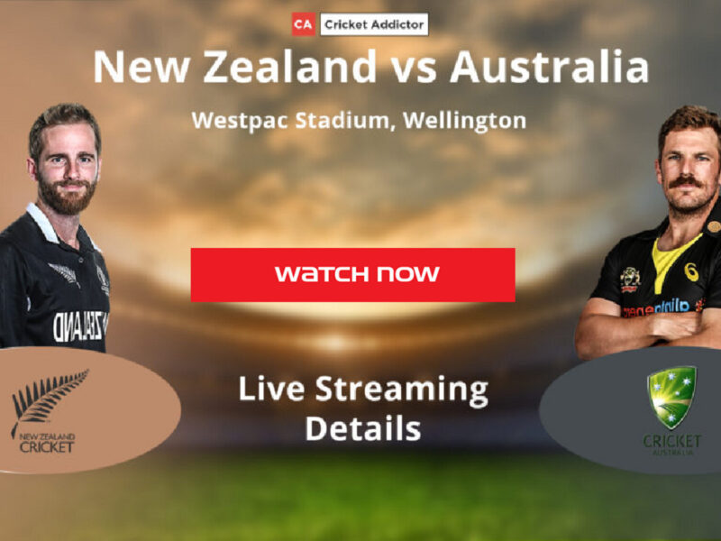 Are you ready to watch the New Zealand vs Australia cricket match? It's time to enjoy the game with Telecast TV. Here's everything you need to know.