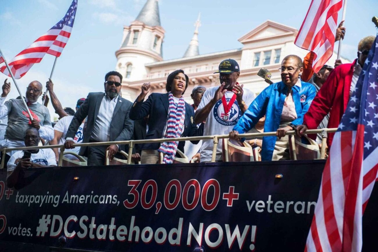 Will America have fifty-one states? Read all about the news of Washington D.C. becoming a new state, and find out why the issue pertains to civil rights.
