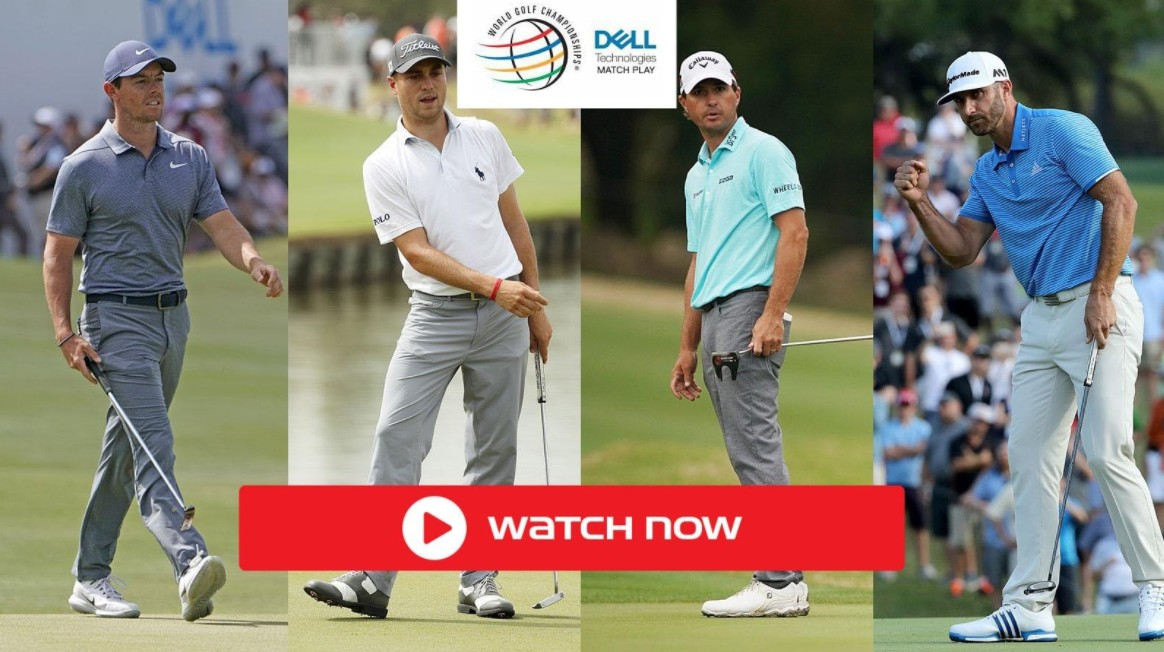 It's time to watch golf. Find out how to live stream the WGC Dell 2021 semi-finals online for free.