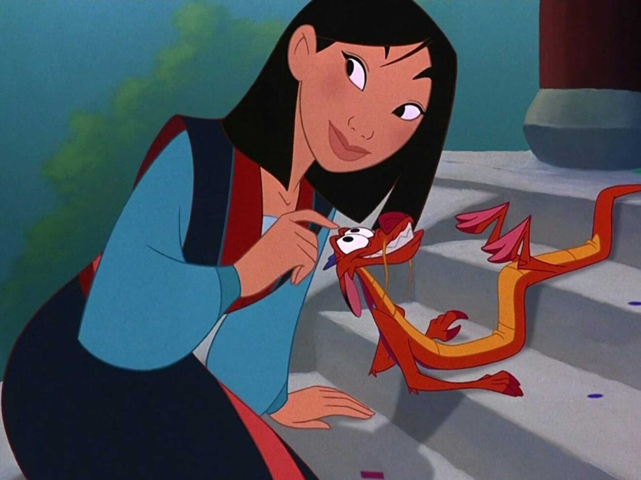 Do you watch old Disney animations? Thanks to Disney Plus we can watch 'Mulan' and other animated films come to life. Check out Disney's collection!