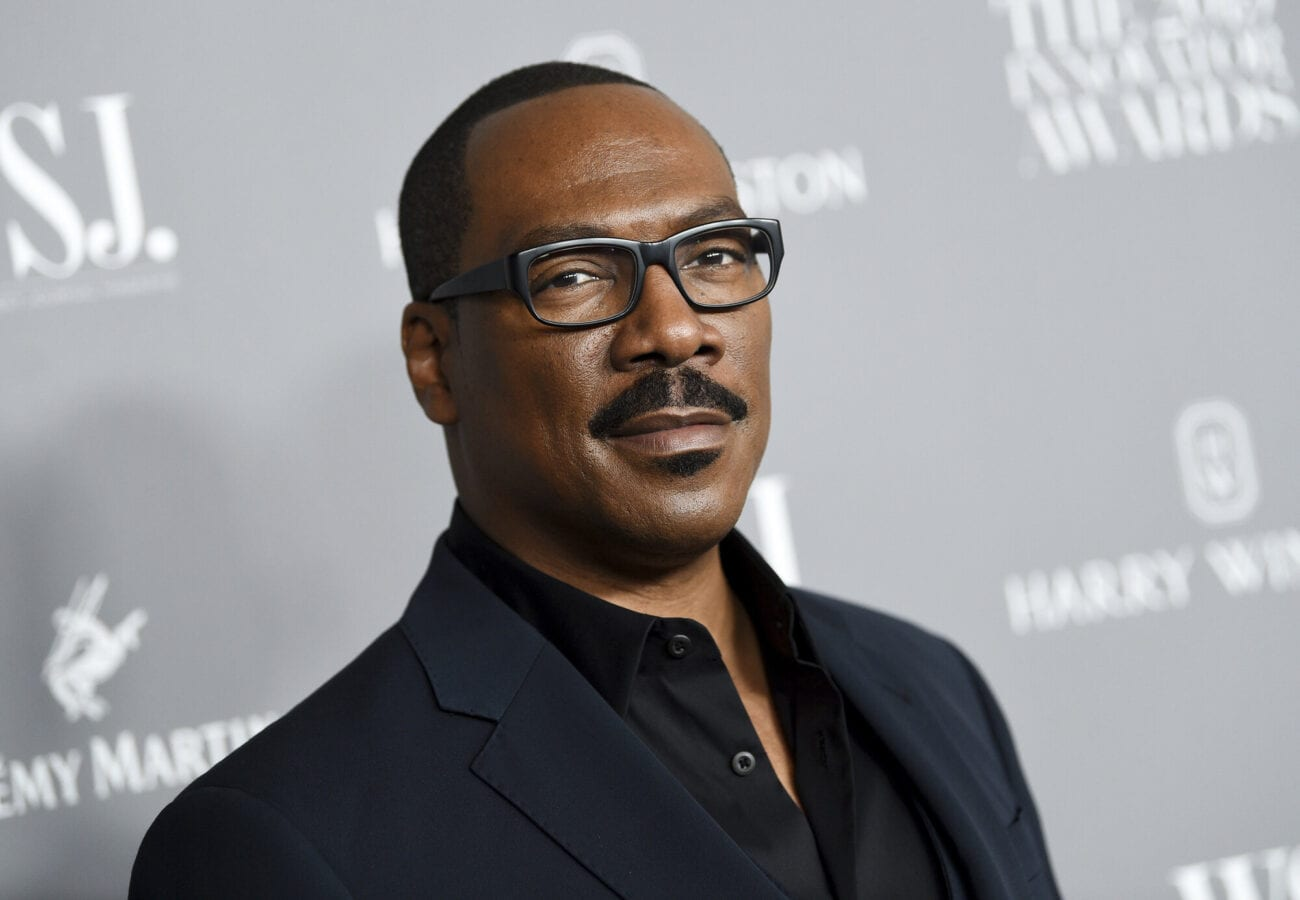Is Eddie Murphy officially done with making movies, or will he still be continuing his legacy? Remember all his best (and worst) film moments here.