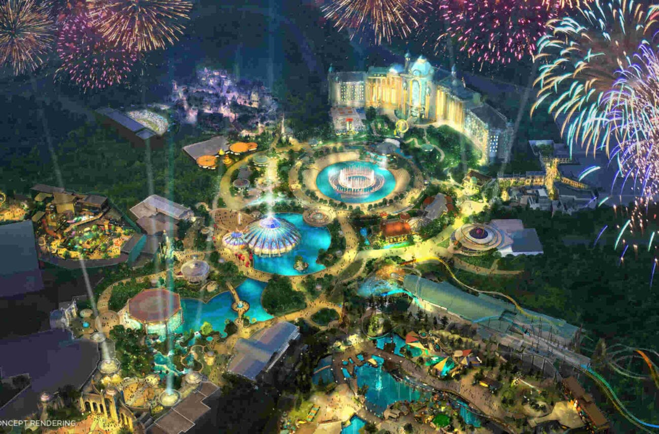 Universal is ready to resume construction on their upcoming gamechanger of a theme park. Get a sneak peek of what Epic Universe will look like here.
