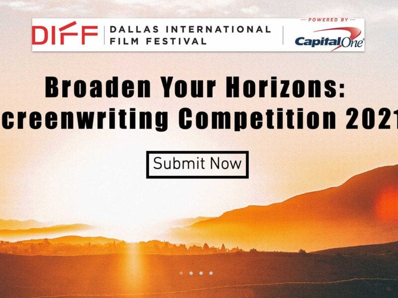 Event Horizon Films collaborates with film festivals to help find aspiring screenwriters. Learn more about Event Horizon here.