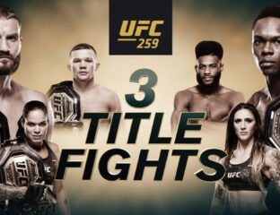 Here's a guide to everything you need to know about UFC 259 Adesanya vs. Blachowicz & Nunes v Anderson including prelims fights live stream.