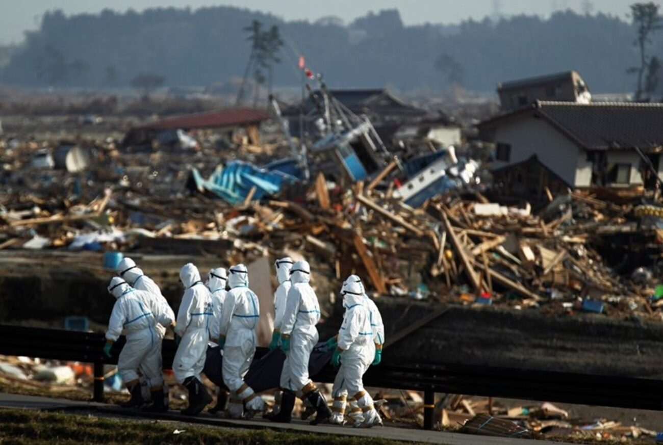 Ten years after the devastating Fukushima disaster, the Japanese government had been putting billions into rebuilding the area. Read all about it here.