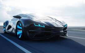 We may not have flying cars yet, but there are many futuristic cars available now. Take a look at some futuristic cars that actually exist.
