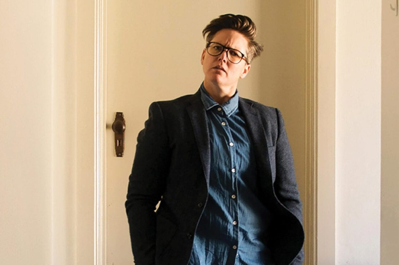 Celebrate Women's History Month with one of our favorite Australlian comedians, Hannah Gadsby. Why this gay comic's inspirational story matters!
