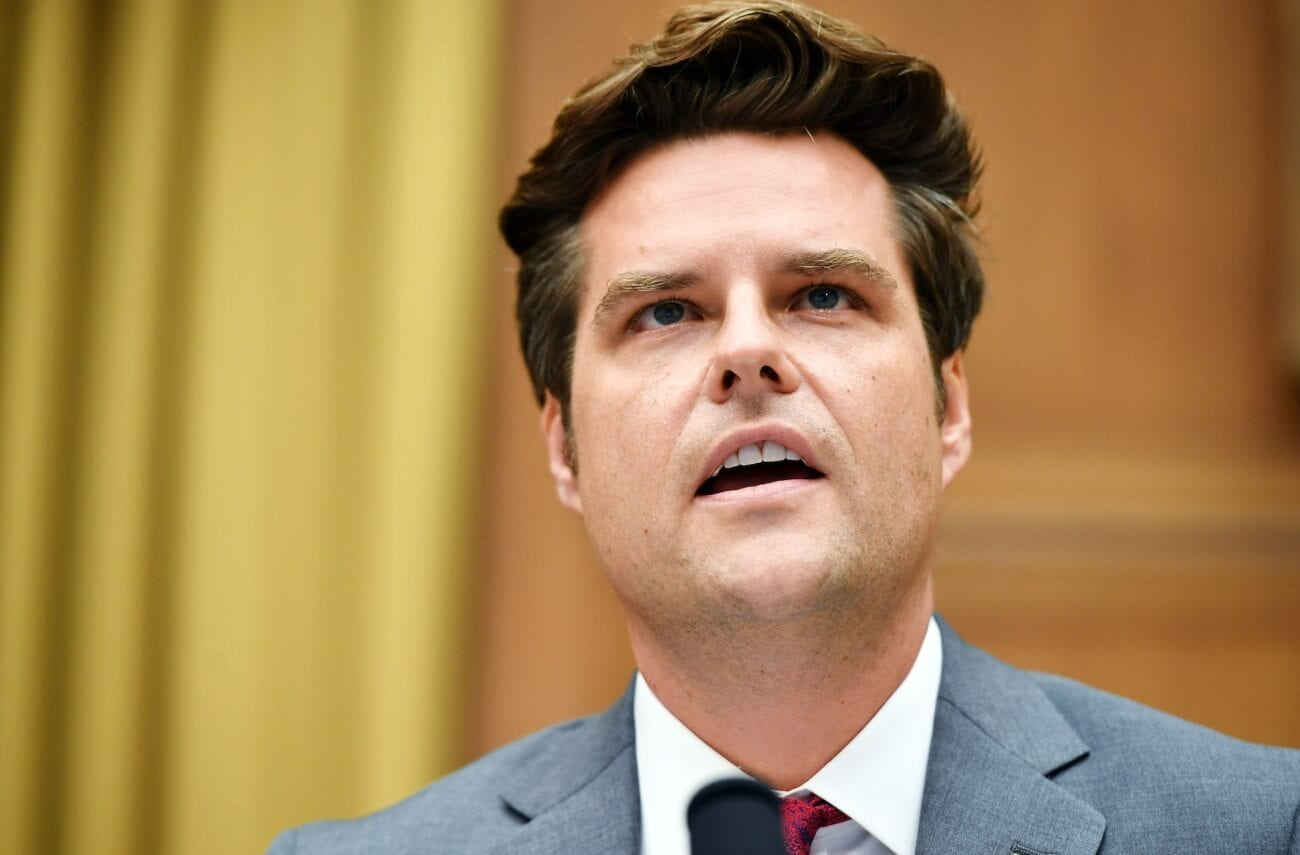 Rep. Matt Gaetz is in some *serious* hot water with pedophile allegations levied against him. Learn more about the accusations.