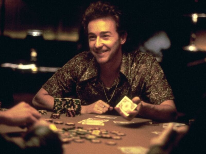 There are tons of classic gambling scenes in movies. Here are some of the best gambling scenes we could find.