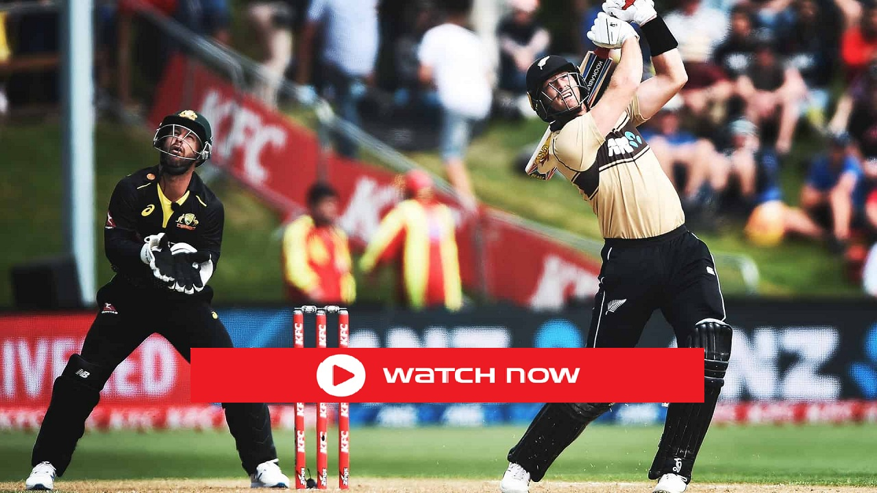 New Zealand is going to face Australia in a cricket match. Find out how to live stream the match on the internet for free.