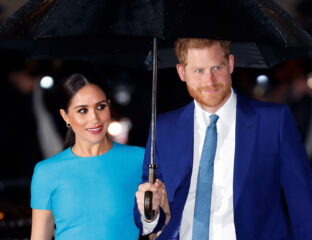 Have Prince Harry and Meghan Markle run out of money? Their GoFundMe page has sparked a lot of rumors. Here's everything about the Sussex campaign.