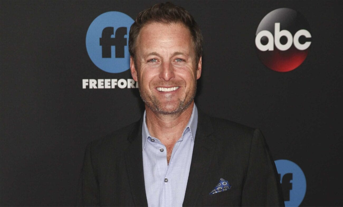 Host of 'The Bachelor', Chris Harrison, has gotten himself into hot water and we're not certain that ABC will be sending him any roses.