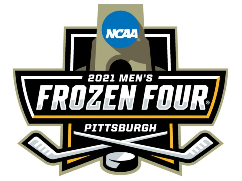 The NCAA ice hockey championship is here. Find out how to live stream the hockey event online for free.