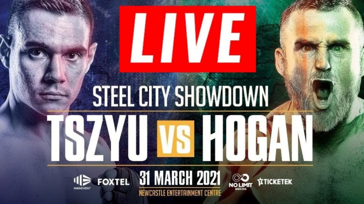 Tszyu is gearing up to face Hogan in the ring. Find out how to live stream the anticipated match on Reddit for free.