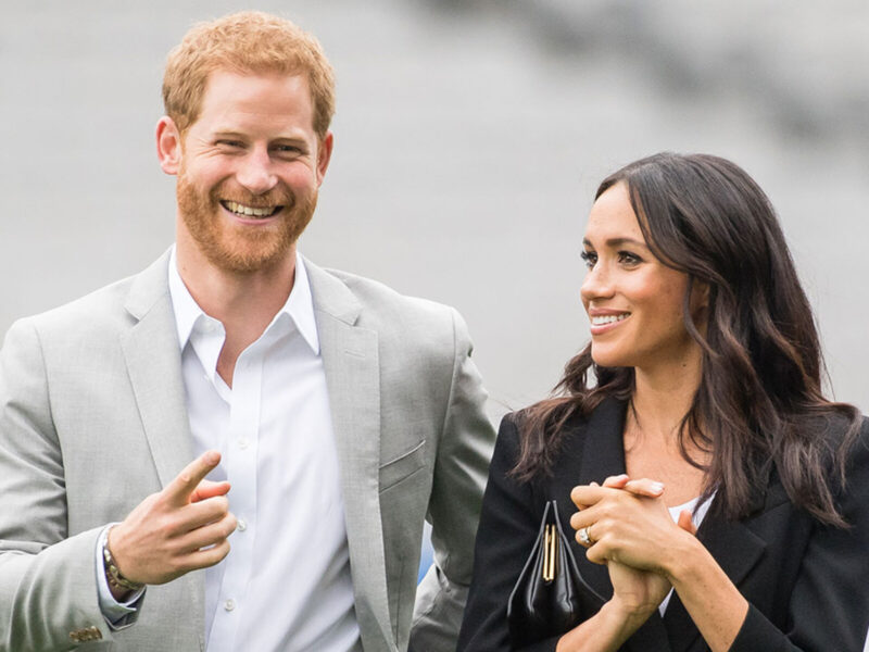Prince Harry and Meghan Markle are back! The Duke and Duchess of Sussex will be sharing their story on the big screen. Check out their latest film.