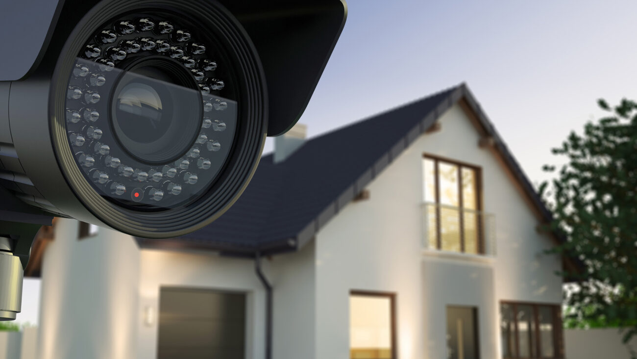 Home security is something you'll need when taking a vacation. Take a look at many home security systems you should have for when you're not home.