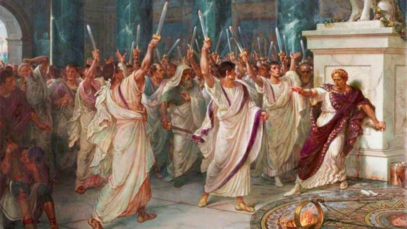 Beware the Ides of March with a movie watch party! Dive into these movies about Julius Caesar's famous death.
