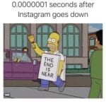 When Instagram went down today, people swarmed to Twitter to complain about their favorite app being unavailable. Check out the funniest memes here.