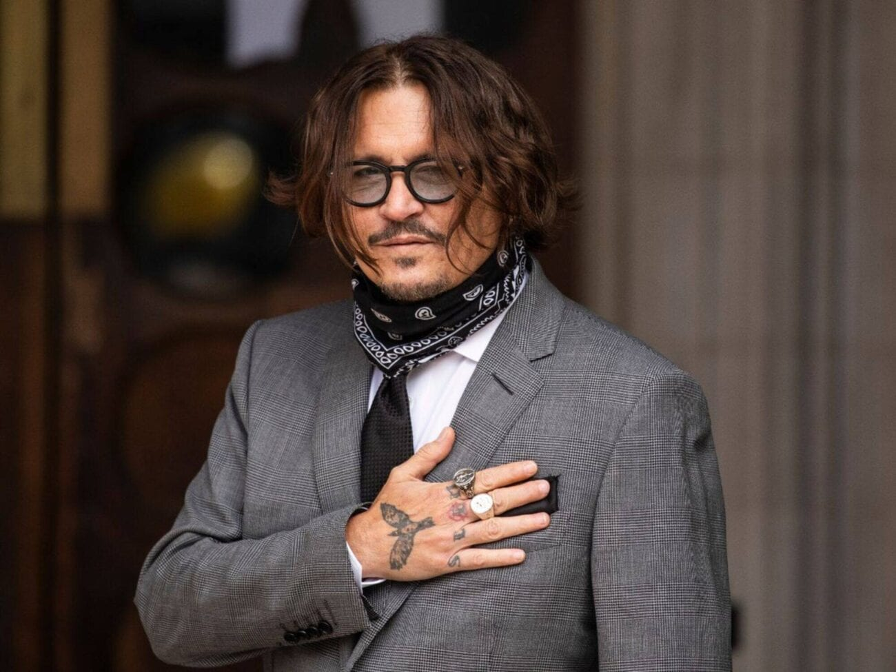Johnny Depp has lost against ex-wife Amber Heard. But the Hollywood actor isn't giving up anytime soon. Check out his plan for the next battle.