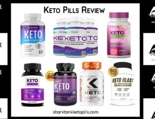 The keto diet is an increasingly popular diet. Check out the best Shark Tank BHB Keto Diet Pills and how they can help you lose weight.