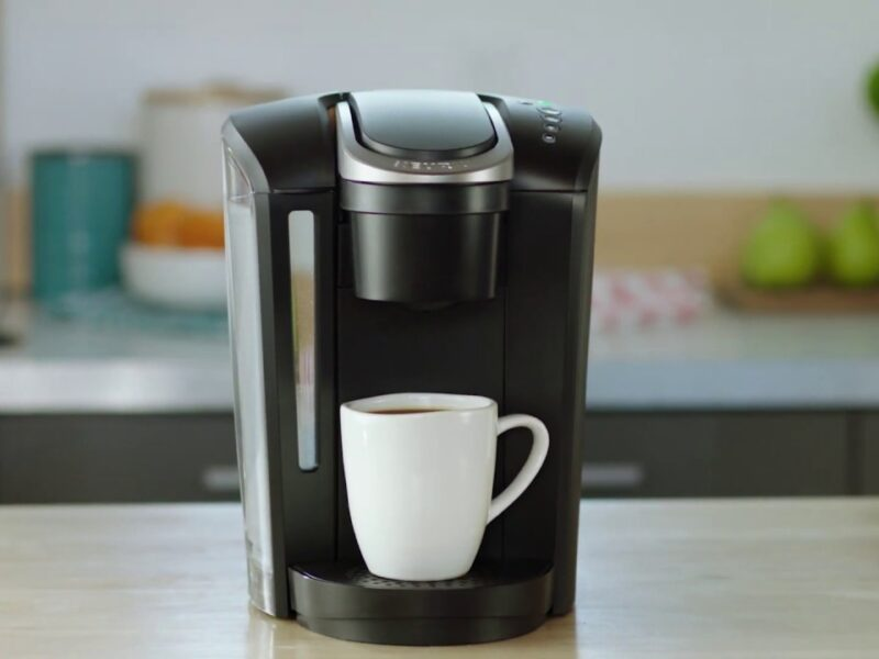 Keurig is the biggest brand of coffee maker. Here's a list of the five best coffee makers to buy online.
