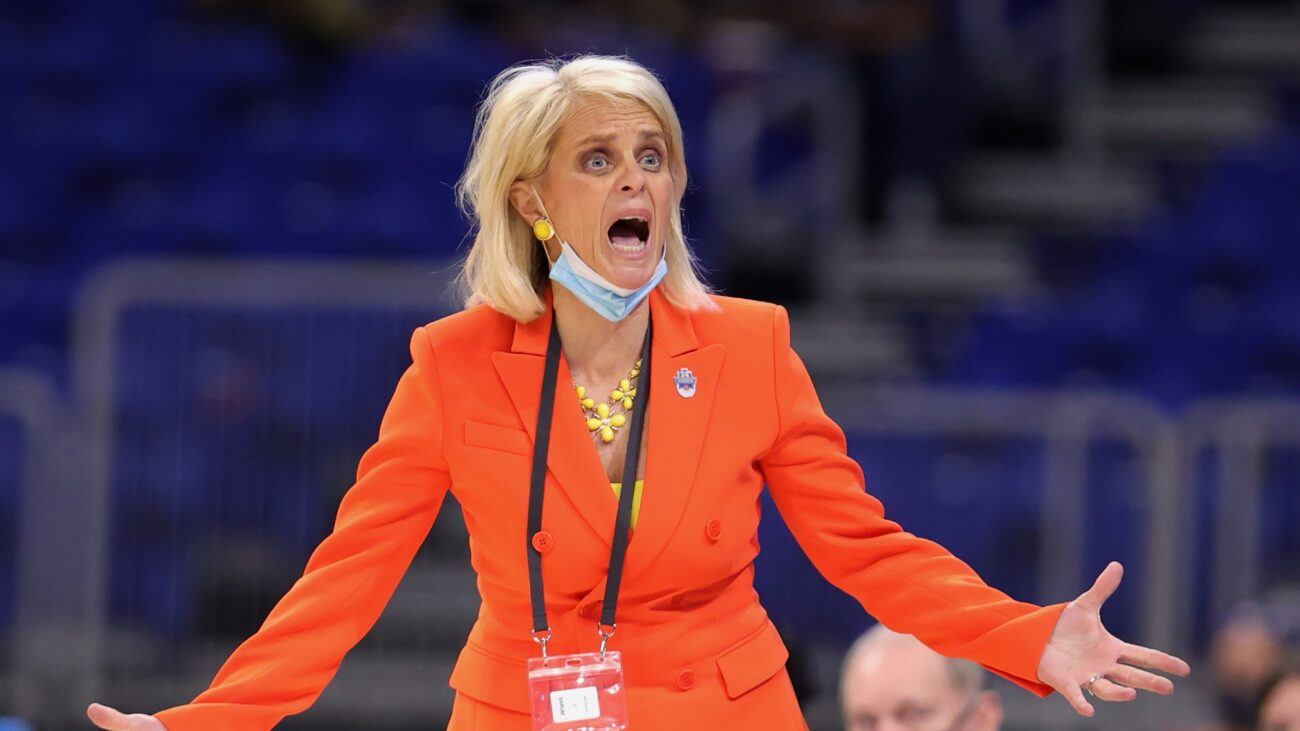 """Baylor women's head coach Kim Mulkey calls for the NCAA to stop COVID testing ahead of the Final Four. Could this be the """"madness"""" in March Madness?"""